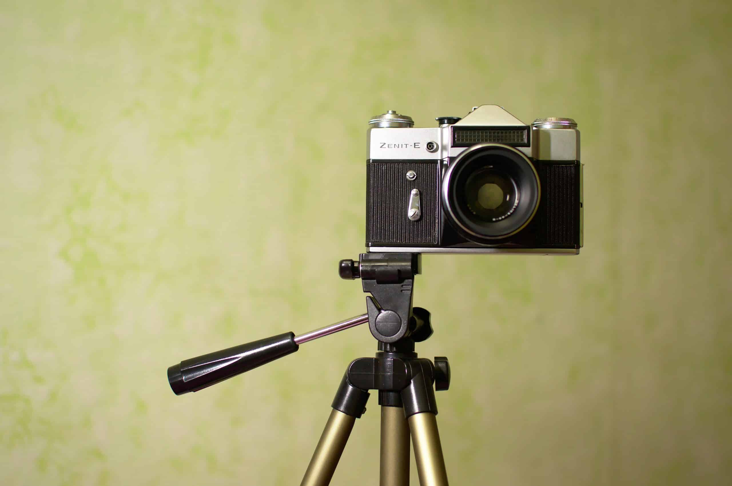 importance of good product photography using a tripod pic-up uk