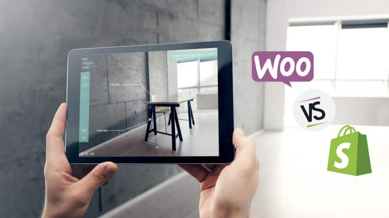How to Add (AR) to your Shopify and WooCommerce Store